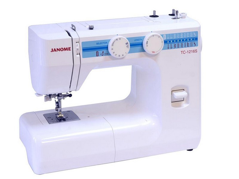 Janome 1216 ws