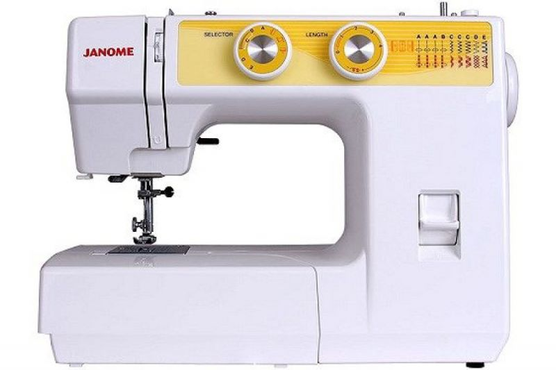 Janome 1108 ws